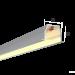 Линейный светильник HOKASU 35/25 IN