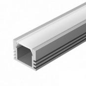Накладной светодиодный профиль 2000х16х12мм комплект