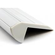 Накладной алюминиевый профиль для ступенек 2000x66,9x27,3мм комплект