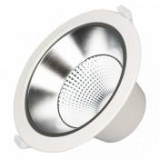 Светильник LTD-LEGEND-R230-35W Warm3000 (WH, 50 deg)
