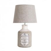 Настольная лампа Arte Lamp Isola A4272LT-1GY