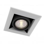 Встраиваемый светильник Maytoni Metal DL008-2-01-W