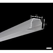 Профиль HOKASU 35/25 IN ral9003 LT70 - 2000мм