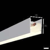 Линейный светильник HOKASU S35 (RAL9003/500mm/LT70 - 4K/10W)