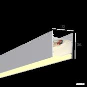 Линейный светильник HOKASU S35 (RAL9003/500mm/LT70 - 3K/10W)