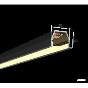 Линейный светильник HOKASU 35/25 IN (RAL9005/500mm/LT70 - 3K/10W)