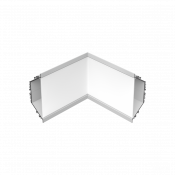 Соединительный элемент 100/40 IN (XY plus 90)